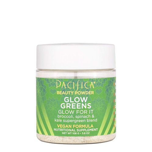 Pacifica Beauty Powder, Glow Greens