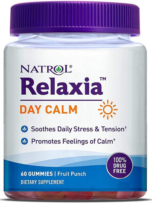 Natrol Relaxia Day Calm Stress Relief Gummies