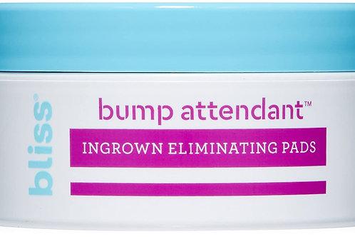 Bliss Bump Attendant, Ingrown Hair Eliminating Pads, 25 Pads