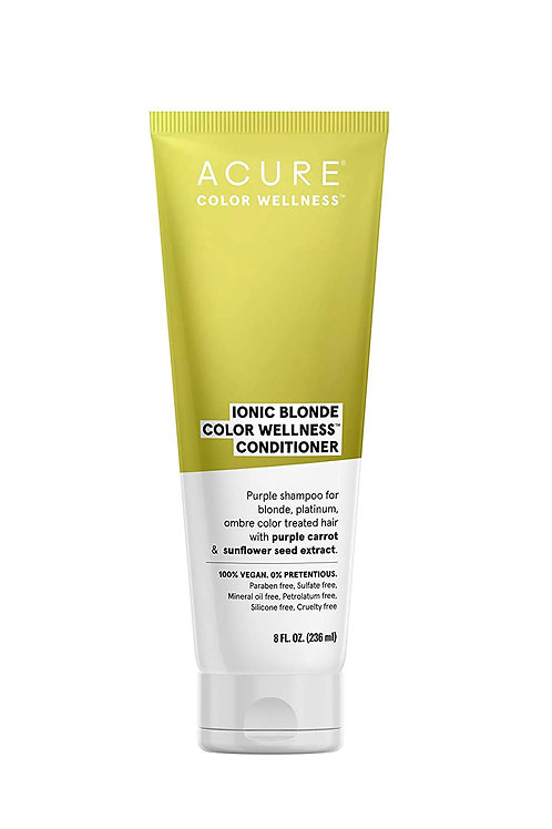 ACURE Ionic Blonde Color Wellness Purple Conditioner