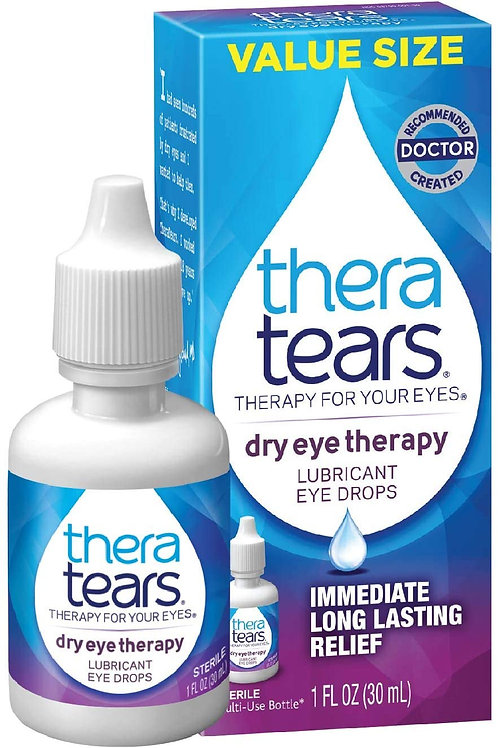 TheraTears Eye Drops for Dry Eyes
