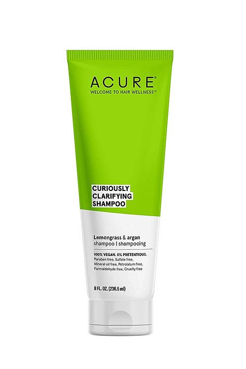 ACURE Curiously Clarifying Shampoo, Lemongrass & Argan