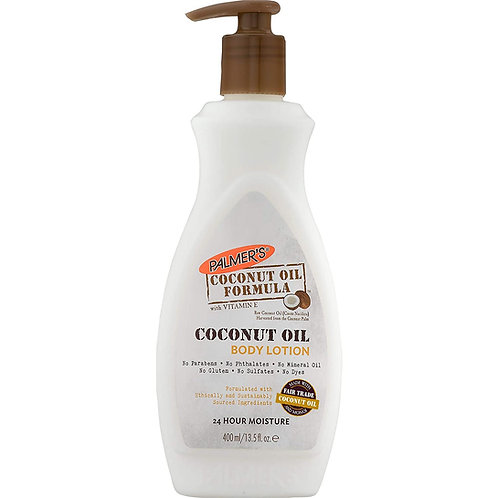 Palmer's Coconut Oil Formula with Vitamin E Body Lotion, 13.5 Ounces
