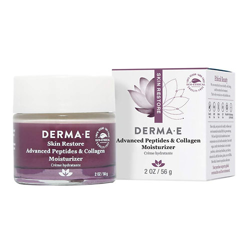 DERMA-E Advanced Peptide & Collagen Moisturizer