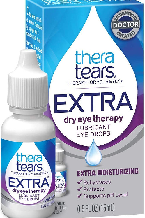 Thera Tears Extra Dry Eye Therapy Lubricant