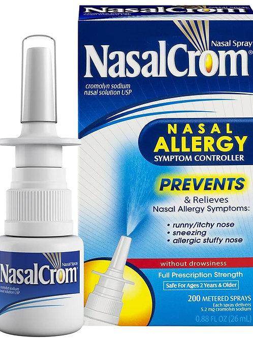 NasalCrom Nasal Spray Allergy Symptom Controller (Pack of 2)