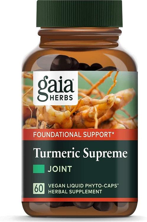 Gaia Herbs Turmeric Supreme® Extra Strength