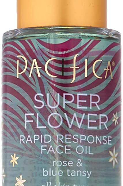 Pacifica Beauty Super Flower Rapid Response Face Oil