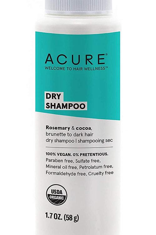 ACURE Dry Shampoo, Brunette to Dark Hair