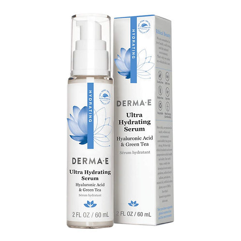 DERMA-E Ultra Hydrating Serum with Hyaluronic Acid