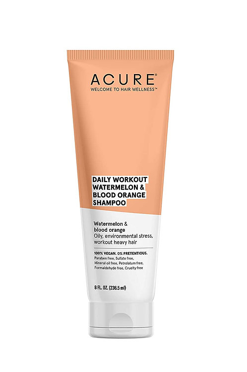 ACURE Daily Workout Watermelon Shampoo