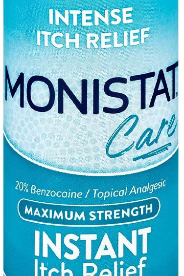 Monistat Care Instant Itch Relief Spray