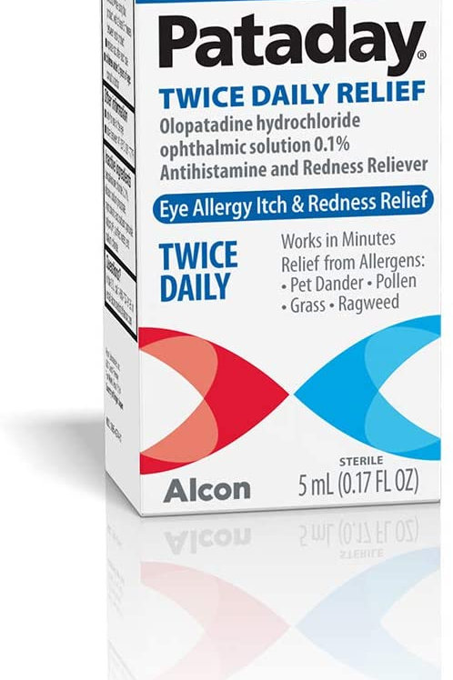 Alcon Pataday Twice Daily Relief
