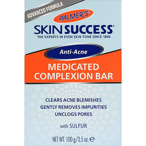 Palmer's Skin Success Eventone Medicated Anti-Acne Complexion Soap Bar (12 Pack)