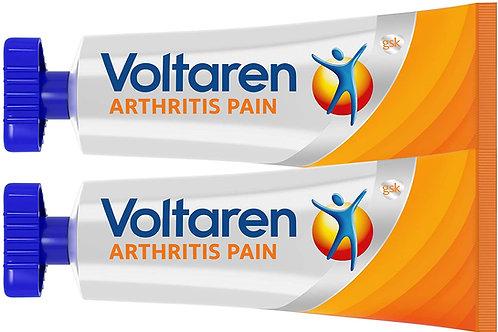 Voltaren Arthritis Pain Gel for Topical Arthritis Pain Relief (2 Pack)