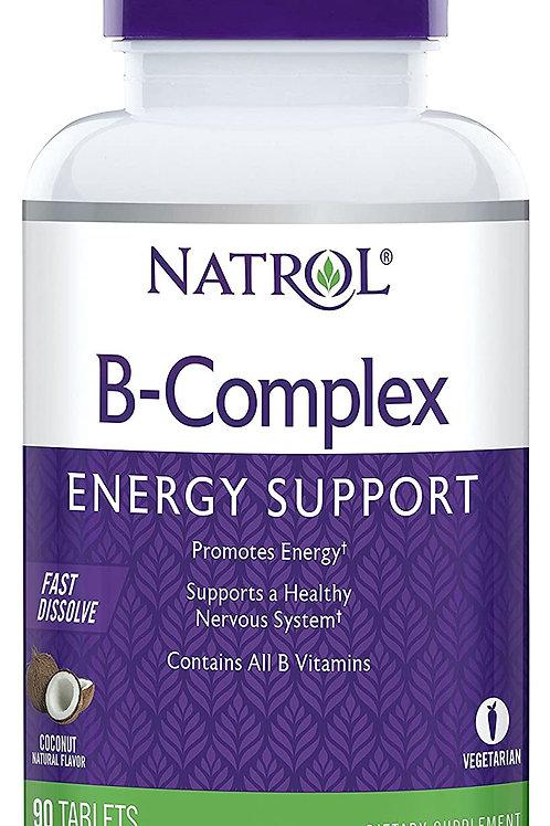 Natrol B-Complex Fast Dissolve Tablets