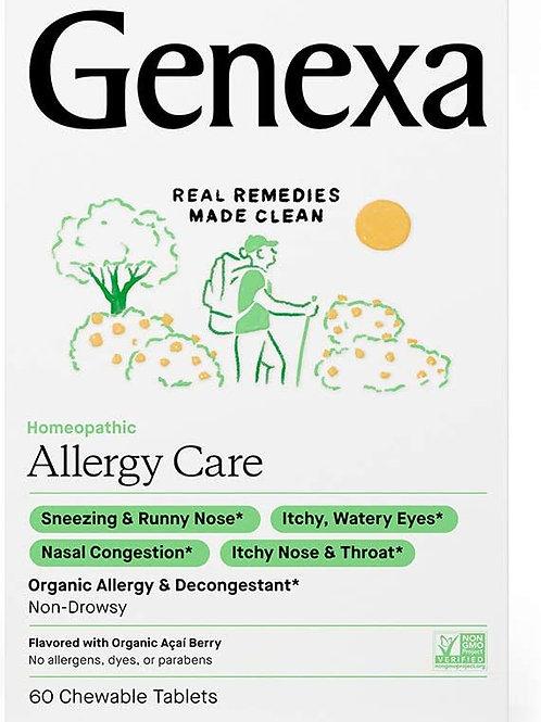 Genexa Allergy Care, 60 Tablets