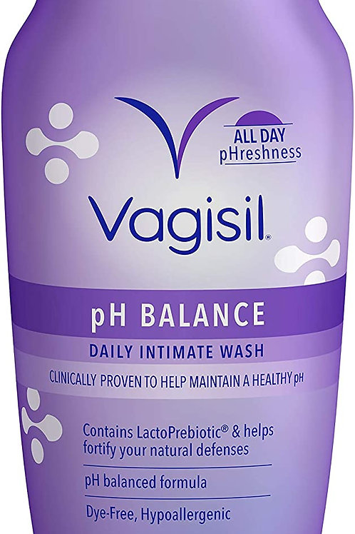 Vagisil pH Balanced Daily Intimate Feminine Wash for Women