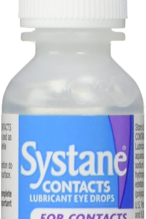 Systane Contact Lube Size .4 Oz