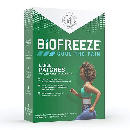 Biofreeze Pain Relief Patch