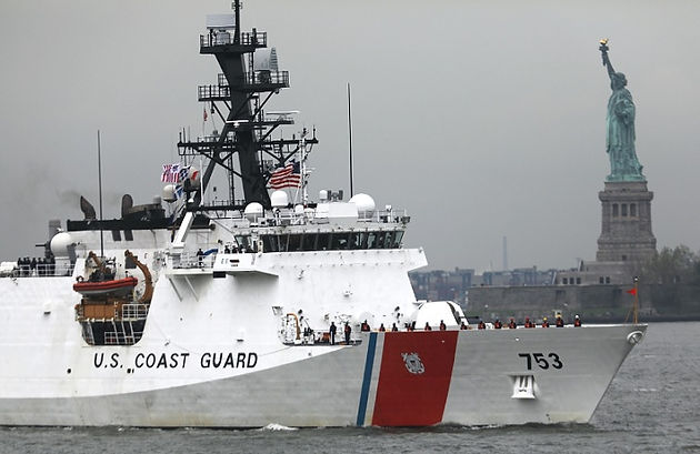 US Coast Guard seeks tighter grip over third parties in wake