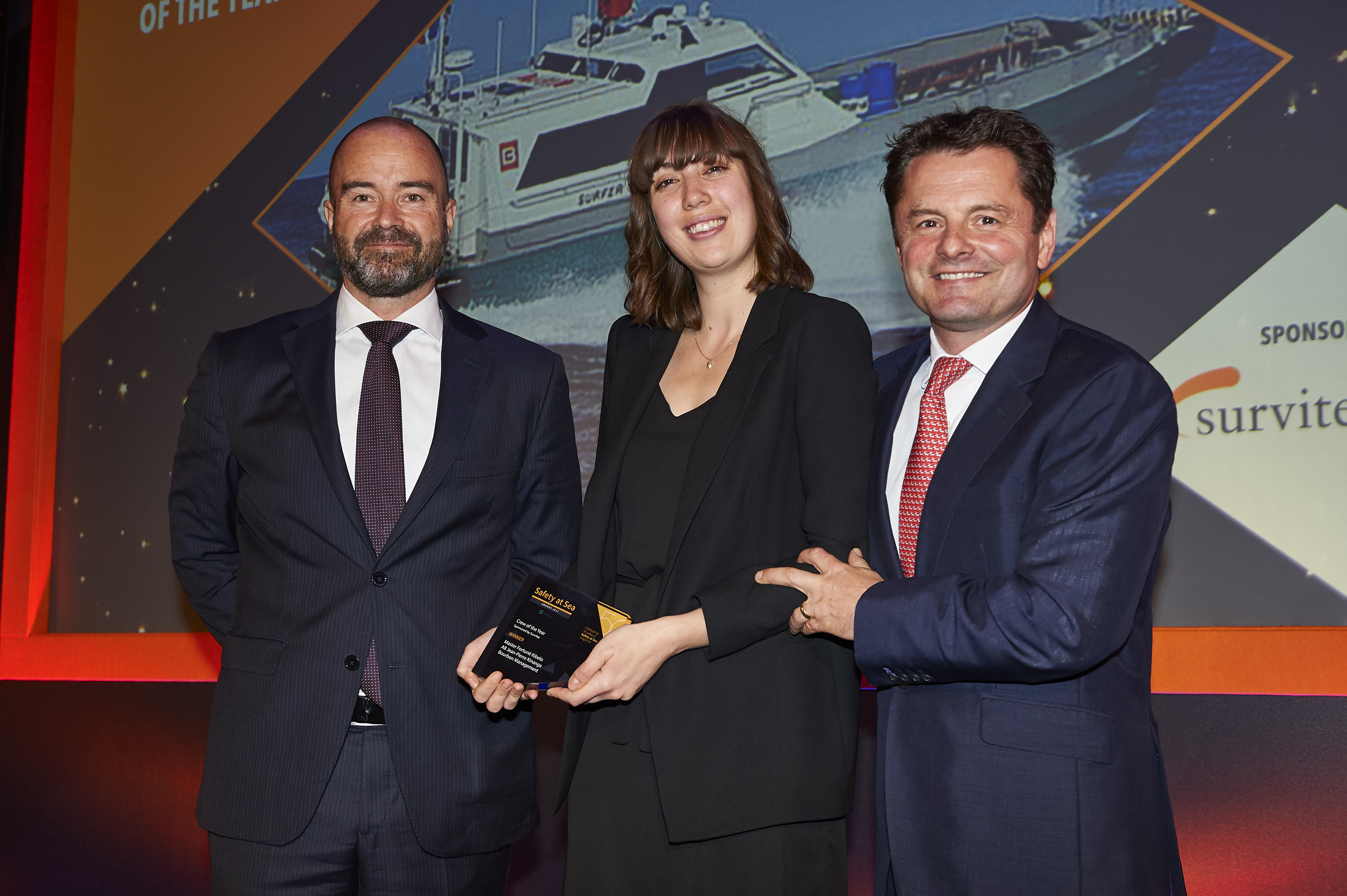 Safety at Sea Awards 2017