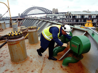 Australian port state control ship detentions down but ship bans up