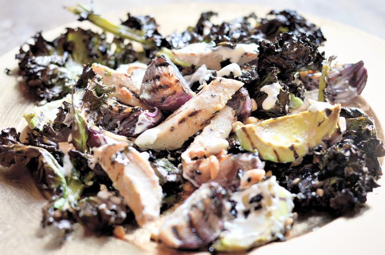 Brazil bbq Salad
