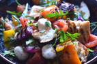 Italian bbq Salad