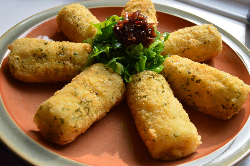Cauliflower Cheese Canteen Croquettes