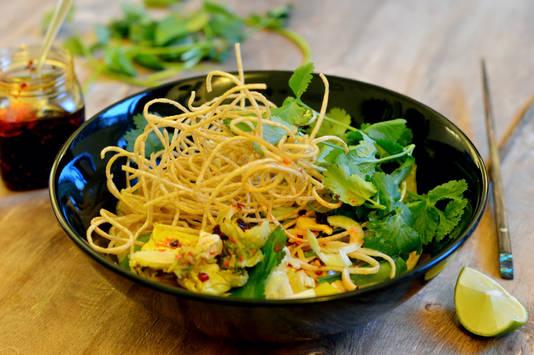 Khao Soi Crispy Noodle Curry