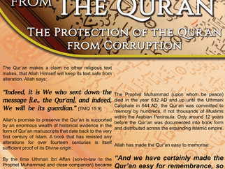 Islamic Exhibition Posters - Foretold Events No.2