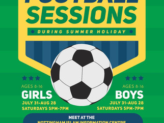 Football Sessions for Children