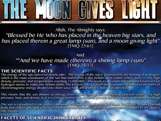 Islamic Exhibition Posters - Scientific Miracles in the Qur'an No. 15