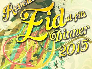 Revert's Eid ul-Fitr Dinner 2015