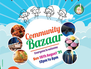 Community Bazaar 2021