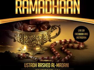 Pearls of Ramadhaan by Ustadh Rashed Al-Madani