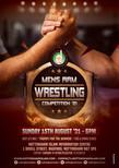 Men's Arm Wrestling Competition '21