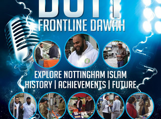 In The Line Of Duty - Frontline Dawah | LIVE STREAM FUNDRAISING