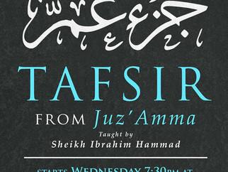 Free Tafsir Classes