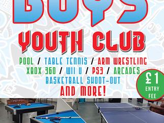 Boys Youth Club