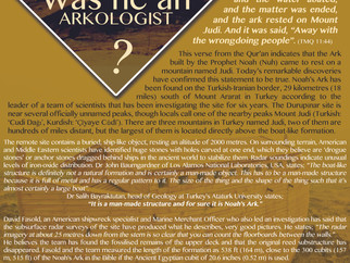 Islamic Exhibition Posters - Scientific Miracles in the Qur'an No. 8