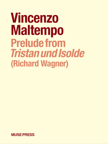 Piano solo concert transcription of the Prelude to Act I from Tristan und Isolde