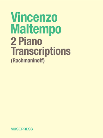 """Two Piano transcriptions from Rachmaninov """"Andante"""", from Cello Sonata Op. 19 and """"Les Larmes"""" from Piano Suite Op. 5"""