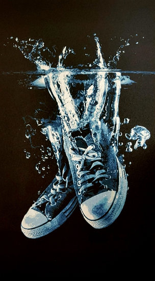 """""""Dirty Converse"""" By POGO"""