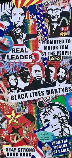 """""""Black Lives Martyrs"""" By SUBDUDE"""