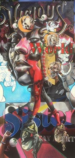 """Vicious World"" By Craig Knight"