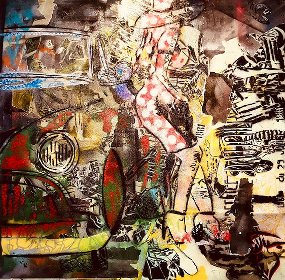 """Untitled"" By GINO NIGO"
