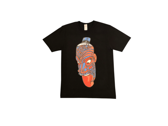 """Maori Spray Can"" - TRIBE ALL CLOTHING"