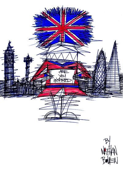 """Coldstream London"" By NATHAN BOWEN"